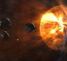 Membentengi Bumi dari Tiga Asteroid