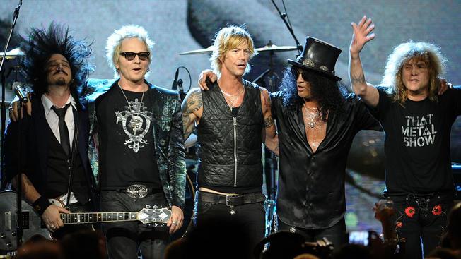 Ini Daftar Lengkap Harga Tiket Konser Guns N' Roses di Jakarta