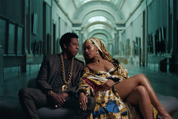Museum Louvre Kreasikan Program Tur Berdasarkan Video 'Apeshit' Beyonce & Jay-Z