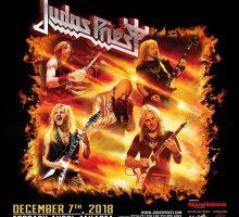 Konser Judas Priest Jadi 'Kado' untuk Jokowi