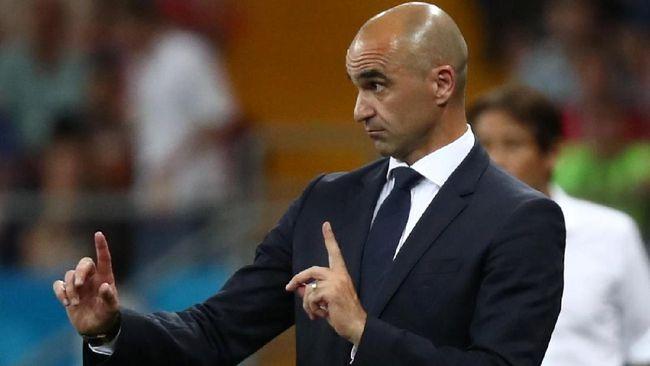 Sepak Bola Penuh Risiko ala Roberto Martinez