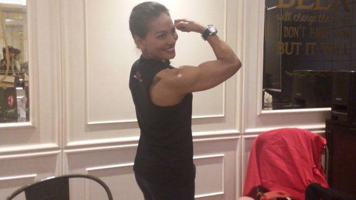 Desi Fatima Harapkan Binaraga Wanita Bisa Masuk Kalender Kejuaraan Multieven