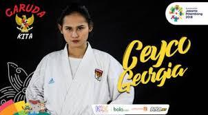 Ceyco Georgia, Totalitas untuk Karate dan Impian di Asian Games 2018