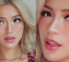 Pamer Make Up Freckles, Jessica Iskandar Dipuji Tampil Bak Barbie
