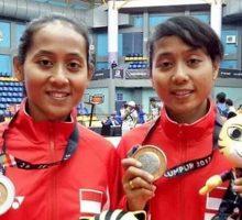 Kisah Lena Leni Si Kembar Atlet Takraw, Jadi Buruh Cuci Hingga Mengais Sepatu dari Rongsokan