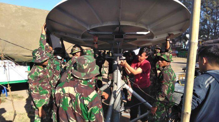 Lintasarta Siapkan Akses Internet di Posko Bencana Lombok