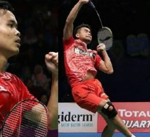 Jadwal Live Streaming China Open 2018, Tontowi/Liliyana Main Perdana, Anthony Ginting Dijamu Lin Dan