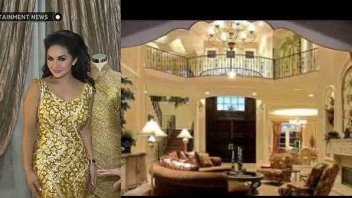 Punya Rumah Mewah Senilai Rp 10 Miliar, Krisdayanti Justru Mengaku Pecinta Diskonan Furnitur