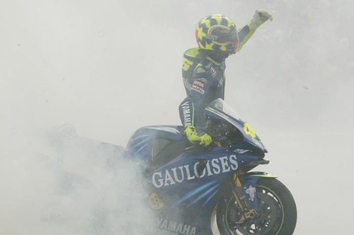 Gelar Juara Marc Marquez Buka Memori Gelar Valentino Rossi 2004