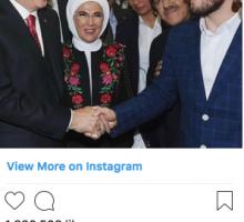 Khabib Nurmagomedov Unggah Hal Ini Usai Bertemu Presiden Erdogan di Peresmian Bandara Terbesar