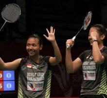 Alasan Anggia/Della Memutuskan Mundur dari Ajang Denmark Open 2018