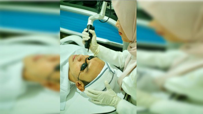 Bikin Terobosan 'One Stop Lifestyle', The Aesthetics Bogor Tawarkan Layanan Diamond Laser Buat Wajah