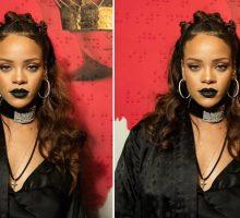 'Kembali Ke Kegelapan', Rihanna Keluarkan Lipstick Terbarunya Bertema Halloween