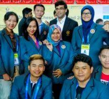 Tim Olympiade Catur Indonesia Bertemu Lawan Tangguh