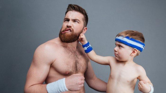 Dampak Positif Ayah Dekat dengan Anaknya