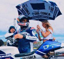 Punya Tato Kata Mutiara dari Conor McGregor, Begini Penjelasan Juara Dunia Moto3 2018