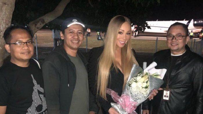 Mariah Carey Tak Sabar Beraksi Saat Konsernya di Borobudur
