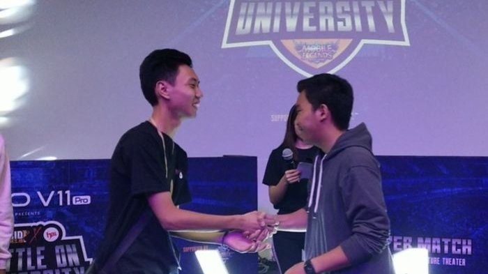 Kompetisi E-Sports Mobile Legends GridGames X HAI Battle On University, Dua Tim Berebut Juara 3