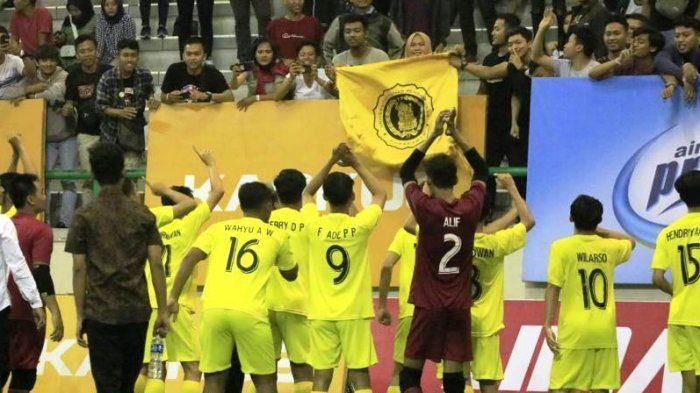 Universitas Tunas Pembangunan Juarai Lima Futsal Central Java