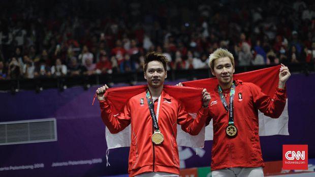 BWF World Tour Finals, Kesempatan Balas Dendam Kevin/Marcus
