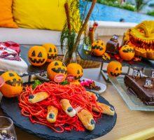 PRESS RELEASE HARRIS Pesta BBQ Harr O Ween di HARRIS Resort Barelang