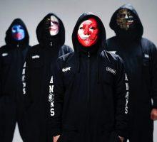 Usung Metal Hip Hop, Band Ini Tutupi Identitas dan Wajah